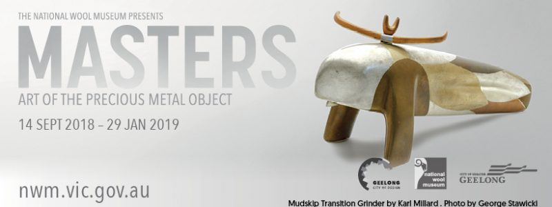 Masters – Art of Precious Metal Object exhibition