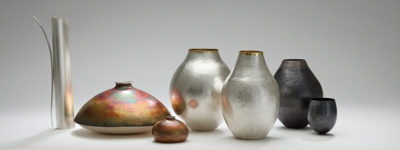 Philip Noakes Sculptural Silver 25 May -17 August 2019